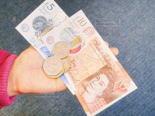英国のお金の写真・画像素材[2067071]