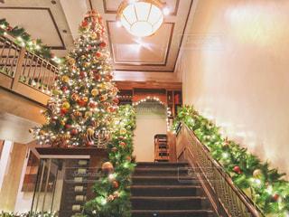 ベンジャミンステーキハウスの階段の写真・画像素材[2210378]