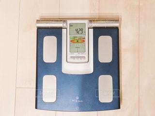体重計の写真・画像素材[2345291]