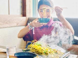 瓦蕎麦、最高!の写真・画像素材[2357815]