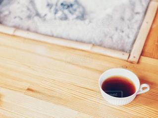 囲炉裏とコーヒーの写真・画像素材[2945041]