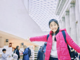 大英博物館でーす!の写真・画像素材[2963436]
