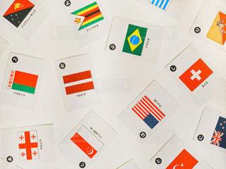 国旗カルタ 1の写真・画像素材[3135110]