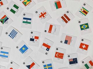 国旗カルタ 2の写真・画像素材[3135111]