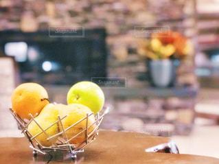 ホテルロビーのフルーツの写真・画像素材[3222421]