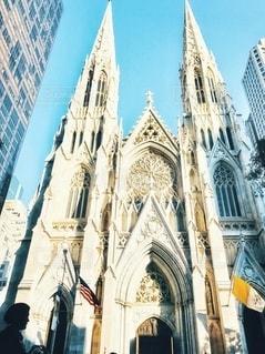 セントパトリック大聖堂の写真・画像素材[3403699]