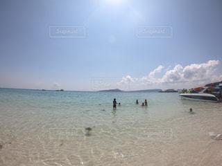 海,ビーチ,水遊び,カンボジア,1人旅,ロン島