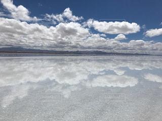 空の雲の写真・画像素材[1814482]
