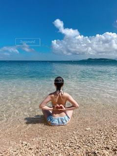 ニューカレドニアの海 ♡の写真・画像素材[1141472]