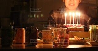誕生日パーティーの写真・画像素材[3956773]