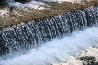 自然,滝,山梨