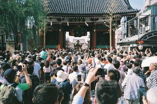 三社祭にて。の写真・画像素材[1197592]