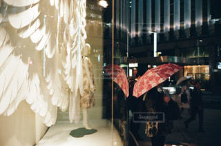 雨,傘,銀座,フィルム,スナップ,ライカ,Leica,フィルムカメラ,雨具,フィルム写真,フォトジェニック