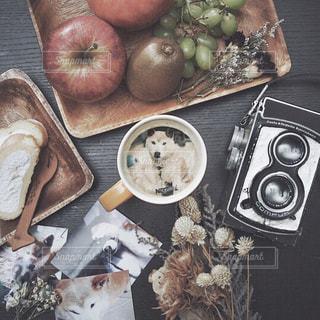 食卓に思い出をの写真・画像素材[1468255]