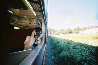 汽車にての写真・画像素材[1832958]