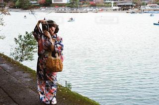 京都にての写真・画像素材[1834066]