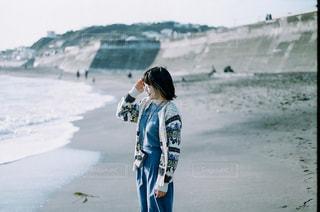 浜辺の写真・画像素材[2233215]