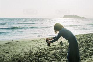 浜辺の写真・画像素材[2233251]