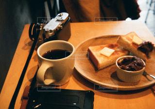 カフェにての写真・画像素材[2254811]