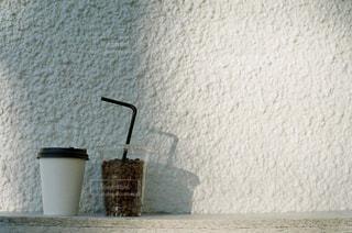 カフェにての写真・画像素材[2254876]