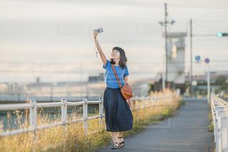 カメラ散歩の写真・画像素材[2268457]