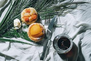 食べ物,オレンジ,果物,布
