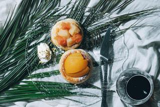食べ物,オレンジ,果物,卵