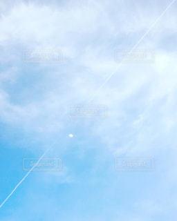 晴れた日に凧の飛行人の写真・画像素材[1316744]