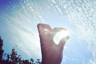 風景,屋外,太陽,雲,景色,一眼レフ,秋空,空色