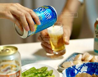 キリンビールの飲み比べ♡の写真・画像素材[1304532]