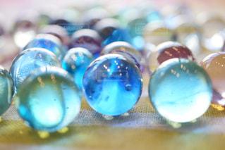 懐かしいビー玉の写真・画像素材[1314155]
