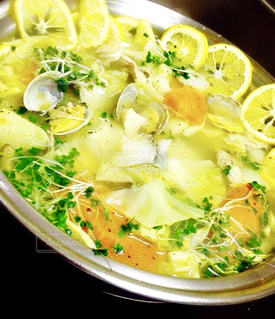 レモン鍋の写真・画像素材[1695083]