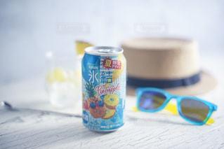 夏のキリンの写真・画像素材[1324393]