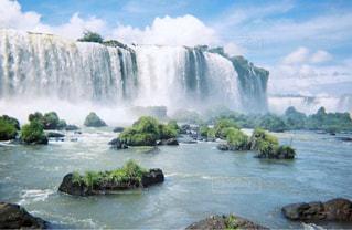 イグアスの滝の写真・画像素材[1457393]