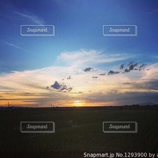 空の雲の写真・画像素材[1304513]