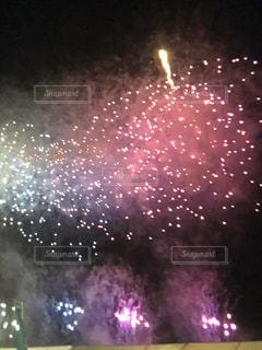 ピンク,花火,お祭り,閃光 弾ける