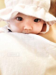 クォーターの赤ちゃんの写真・画像素材[1162505]