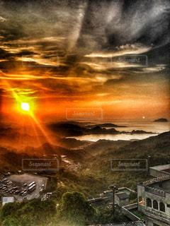 風景,屋外,台湾,夕陽,九份,千と千尋の神隠し,台湾映画,沈黙サイレンス