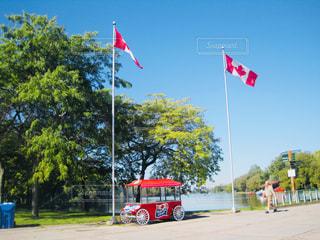 カナダの公園の写真・画像素材[1159721]
