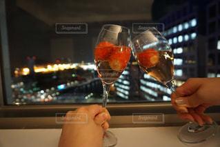 乾杯🥂の写真・画像素材[2495463]