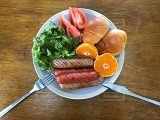食べ物,朝食,オレンジ,テーブル,野菜,皿,健康的,料理,朝ごはん,おいしい,食材,レシピ,ジョンソンヴィル