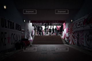 セレッソ大阪ホームゲームの写真・画像素材[1164029]
