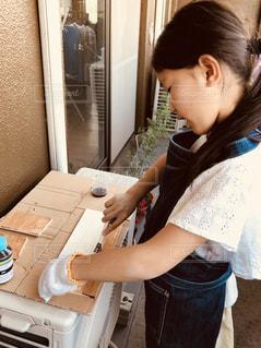 DIY女子!の写真・画像素材[1186625]