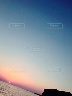 大好きなサンセットビーチ。の写真・画像素材[1271634]