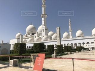 シェイク ・ ザーイド ・ モスクの写真・画像素材[1209629]