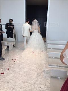 結婚式の写真・画像素材[1229725]