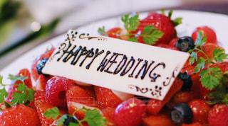 ウェディングケーキの写真・画像素材[1239692]