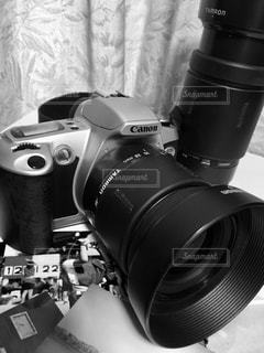 一眼レフカメラの写真・画像素材[1239844]