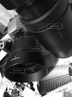 一眼レフカメラの写真・画像素材[1239862]