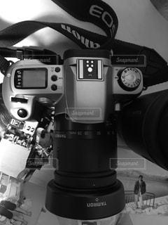 一眼レフカメラの写真・画像素材[1239891]